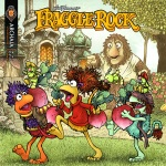 1A - Fraggle Rock Vol 002_001_Cover A
