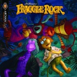 1B - Fraggle Rock Vol 002_001_Cover B