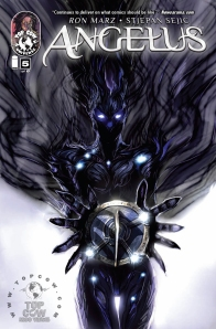 Angelus #5 Cover A