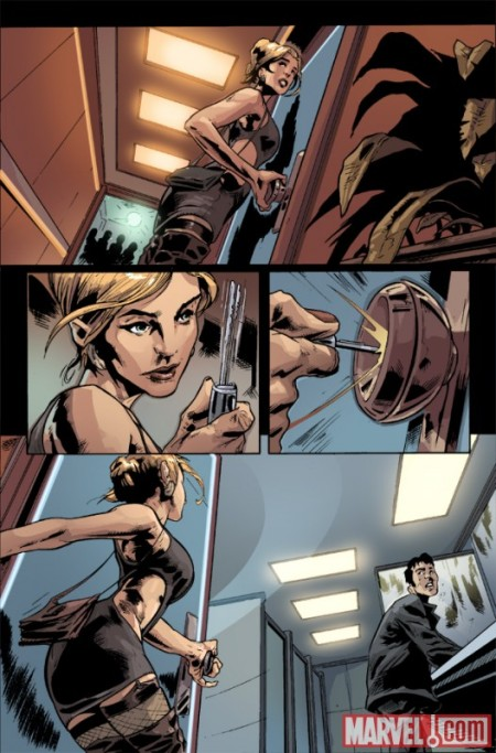 Black Widow #6 PREVIEW1