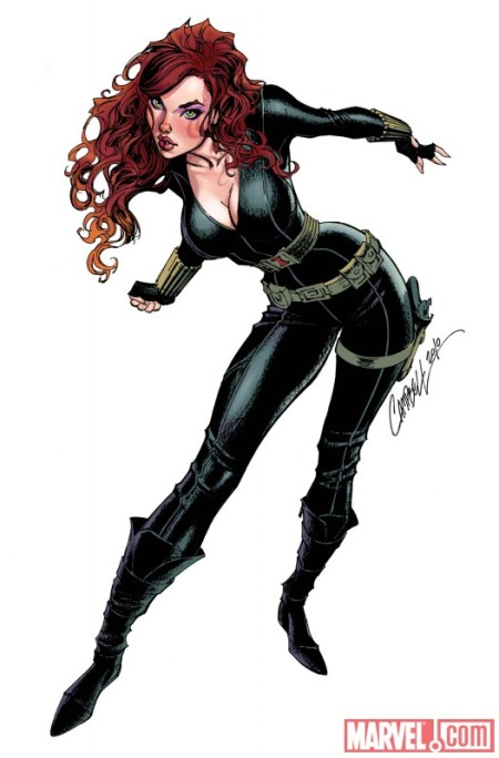 Black Widow #6 Cover Variant