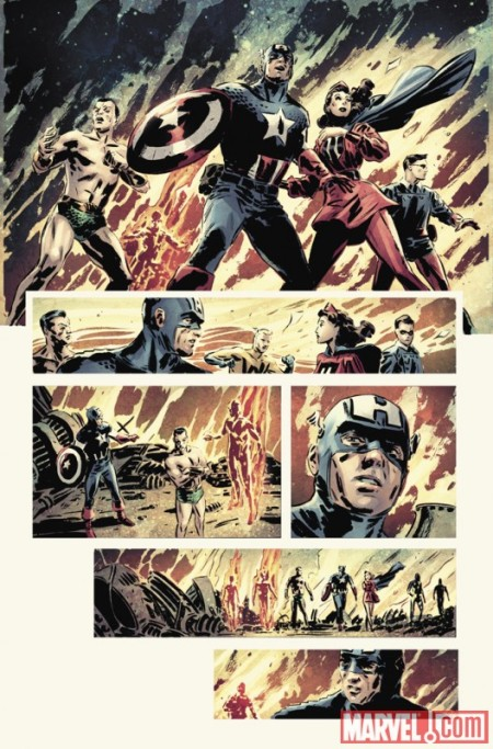 Captain America: Patriot #2 PREVIEW4