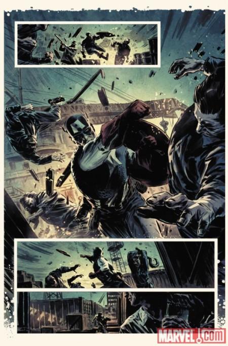 Captain America: Patriot #1 Preview2
