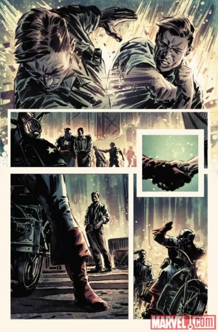 Captain America: Patriot #1 Preview3