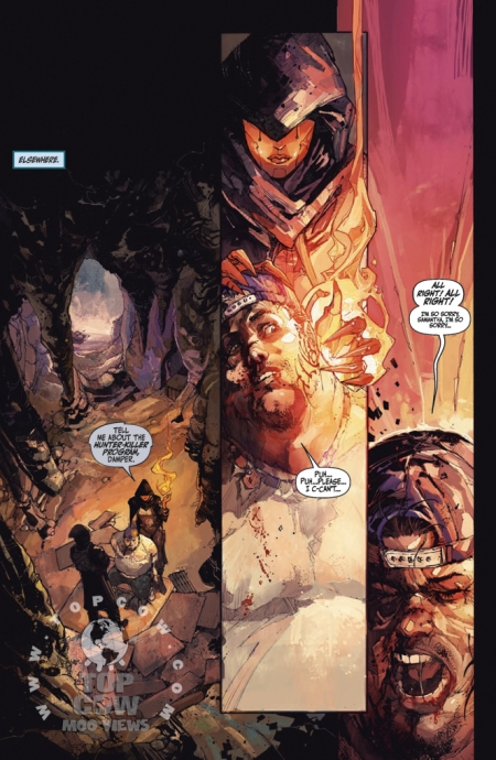 Cyberforce Hunter/Killer TPB Volume 1 Page_03
