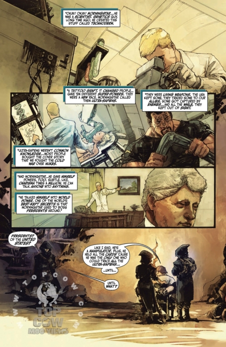 Cyberforce Hunter/Killer TPB Volume 1 Page_06