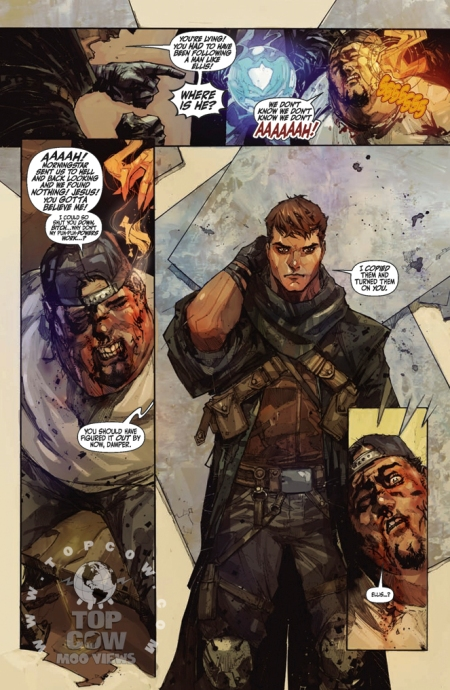 Cyberforce Hunter/Killer TPB Volume 1 Page_08