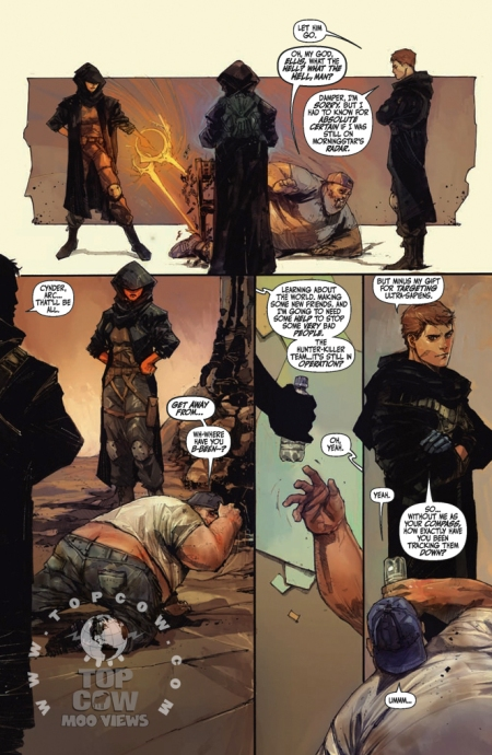Cyberforce Hunter/Killer TPB Volume 1 Page_10