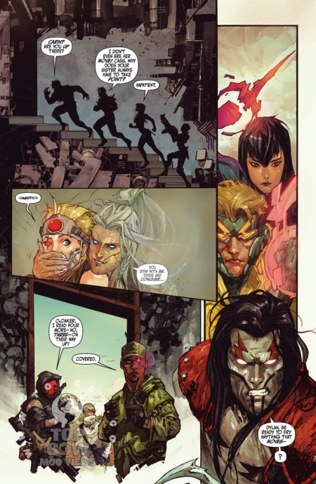 Cyberforce Hunter/Killer TPB Volume 1 Page_16