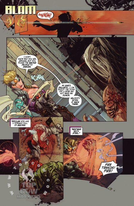 Cyberforce Hunter/Killer TPB Volume 1 Page_19