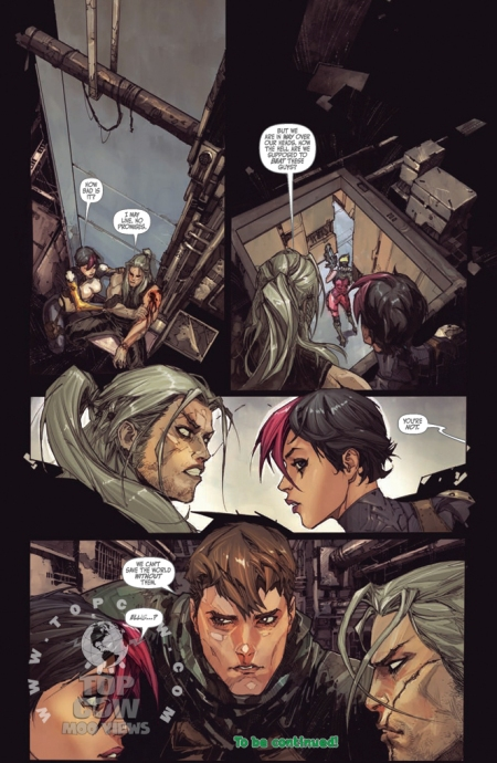 Cyberforce Hunter/Killer TPB Volume 1 Page_24