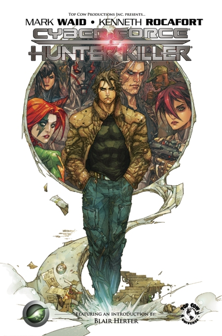 Cyberforce Hunter/Killer TPB Volume 1 cover_unstamped_lo