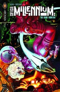 Critical Millennium #2 Cover