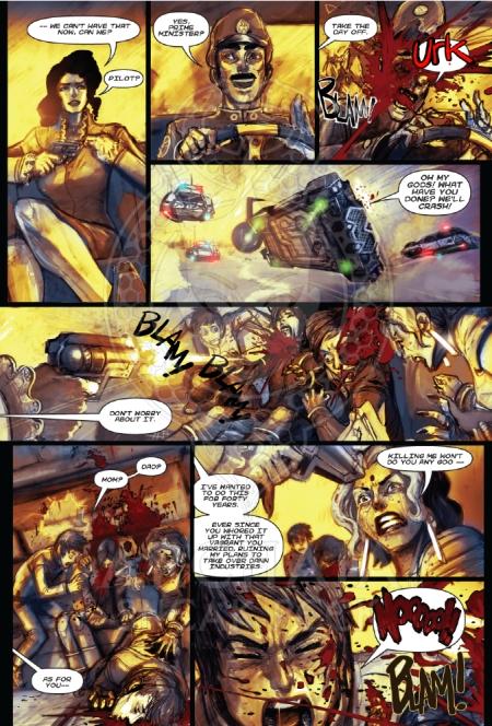 Critical Millennium #2 PreviewPG2