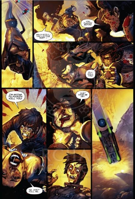 Critical Millennium #2 PreviewPG3
