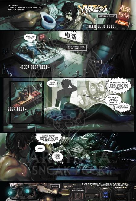 Critical Millennium #2 PreviewPG4