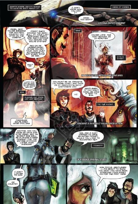Critical Millennium #2 PreviewPG5