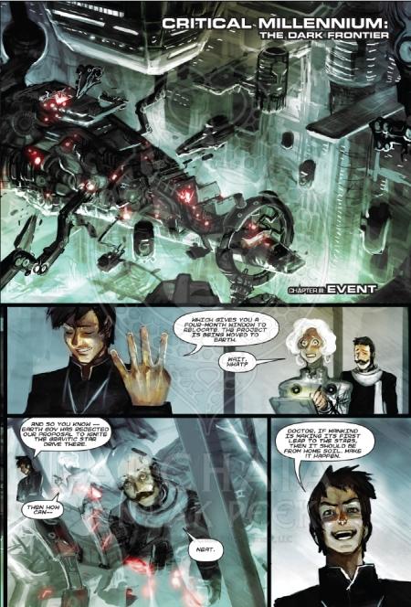 Critical Millennium #2 PreviewPG7