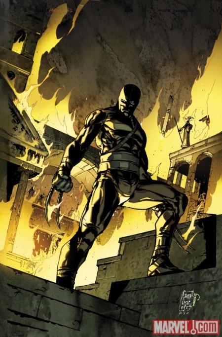Daken: Dark Wolverine #1 Cover
