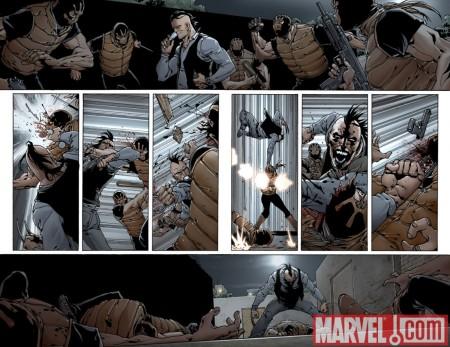 Daken: Dark Wolverine #1 Preview1