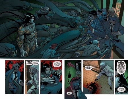 The Darkness: Four Horsemen #1 interior_stamped_pg04-05