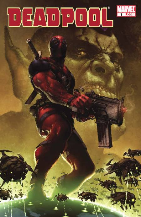 Deadpool #1 cover