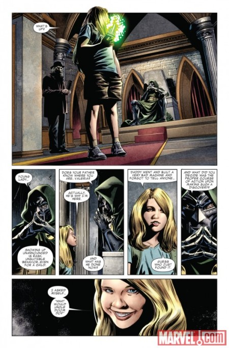 Fantastic Four #583 PREVIEW3