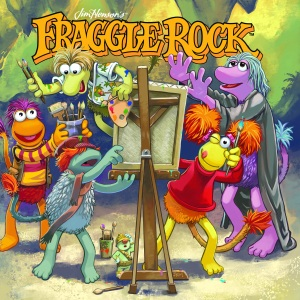 Fraggle Rock Vol 001 HC Cover