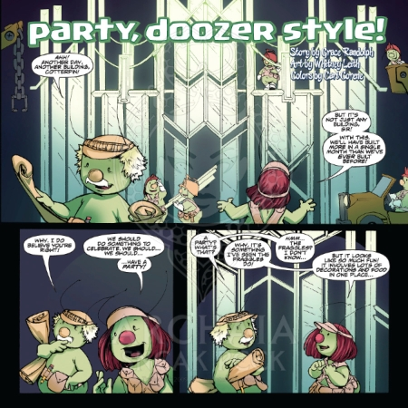 Fraggle Rock Vol 1 HC PREVIEWPG4