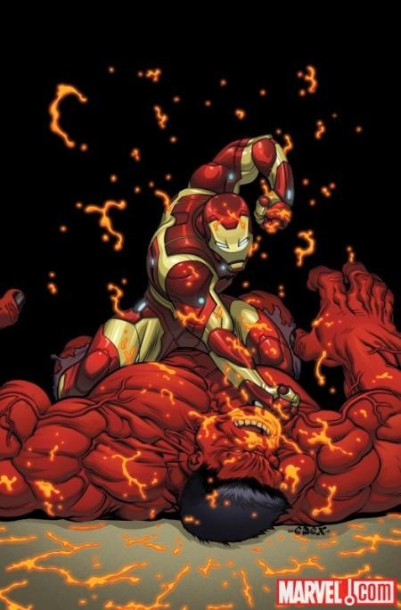 Hulk #25 COVER