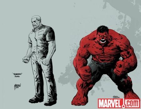 Hulk #25 HARDMAN