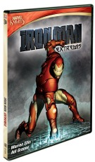 Iron Man Extremis DVD