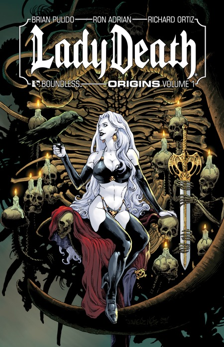 Lady Death Origins Vol 1 TPB