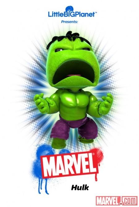 LittleBigPlanet Hulk