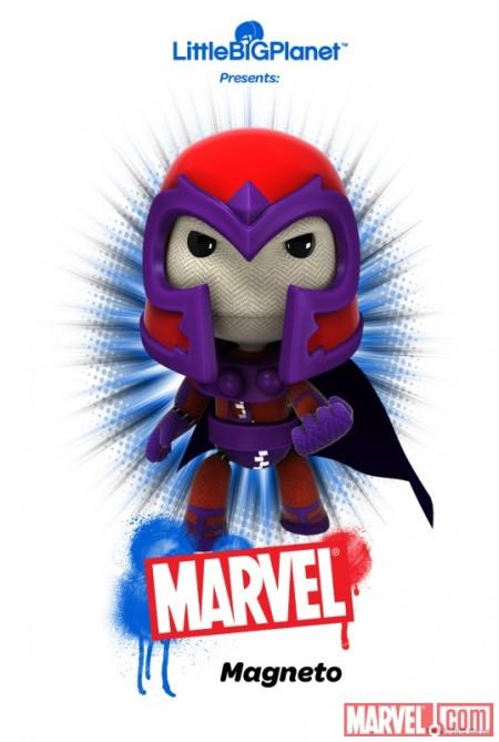 LittleBigPlanet Magneto