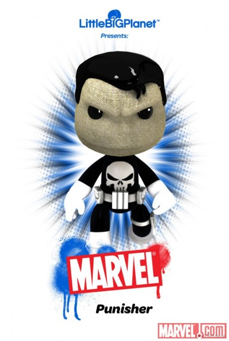 LittleBigPlanet Punisher