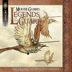 Mouse Guard - Legends of the Guard #3 Cover