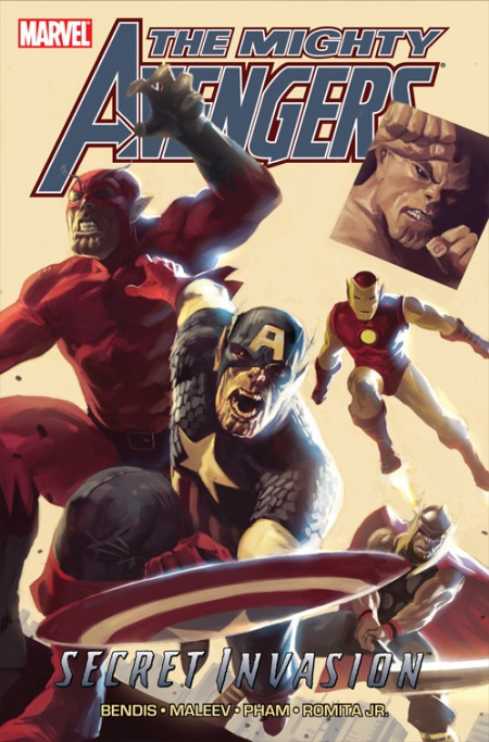 Mighty Avengers: Secret Invasion