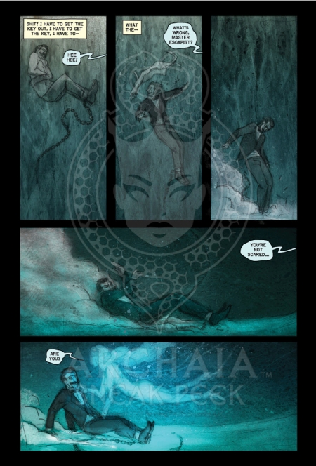 Moon Lake: His Final Escape PREVIEW PG3