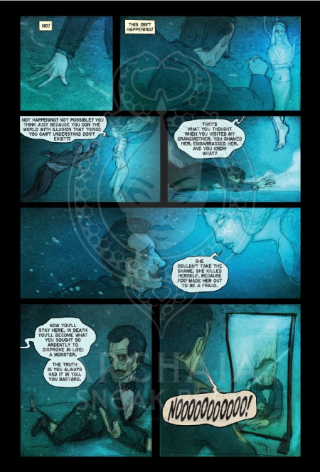 Moon Lake: His Final Escape PREVIEW PG5