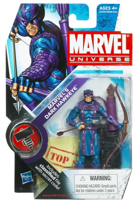 MVL Marvel's Dark Hawkeye
