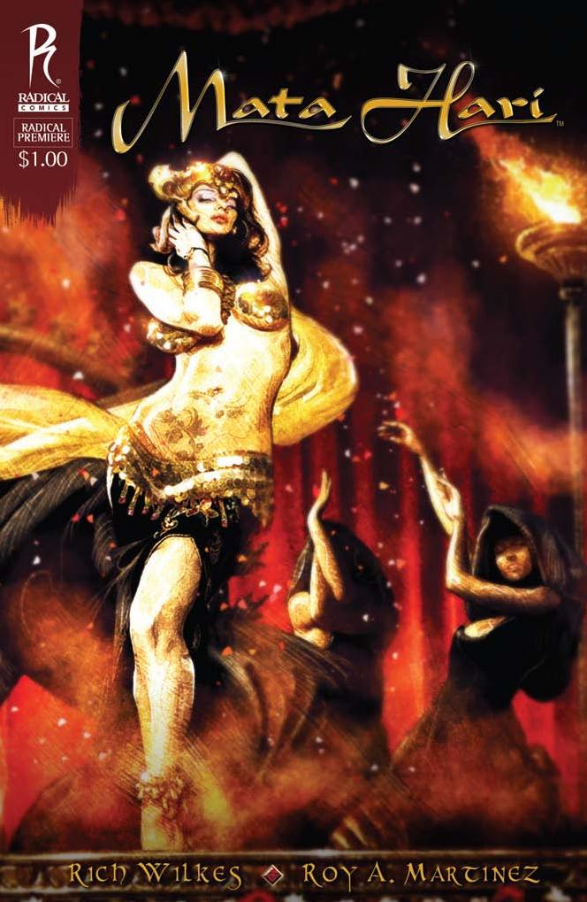 Radical Premiere Mata Hari Cover