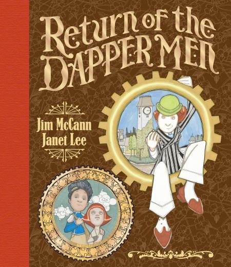 Return of the Dapper Men #2B