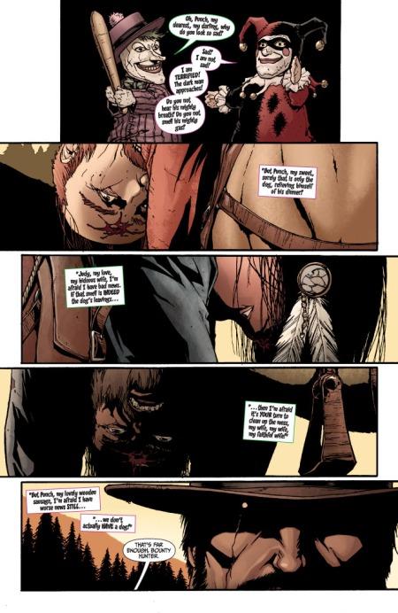 Secret Six #24 page 1