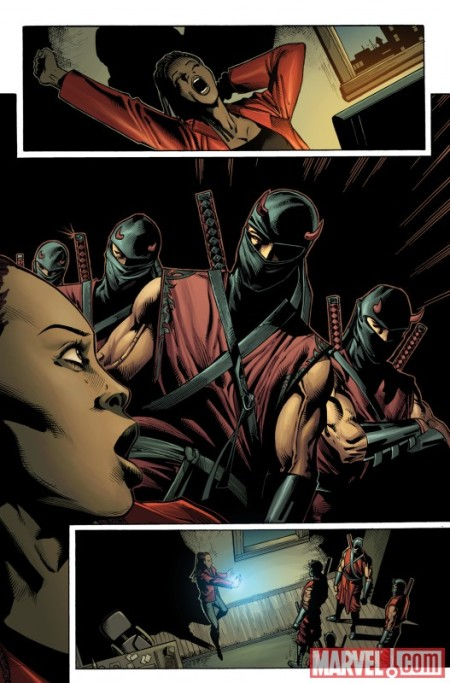Shadowland: Blood On The Streets #2 Preview3