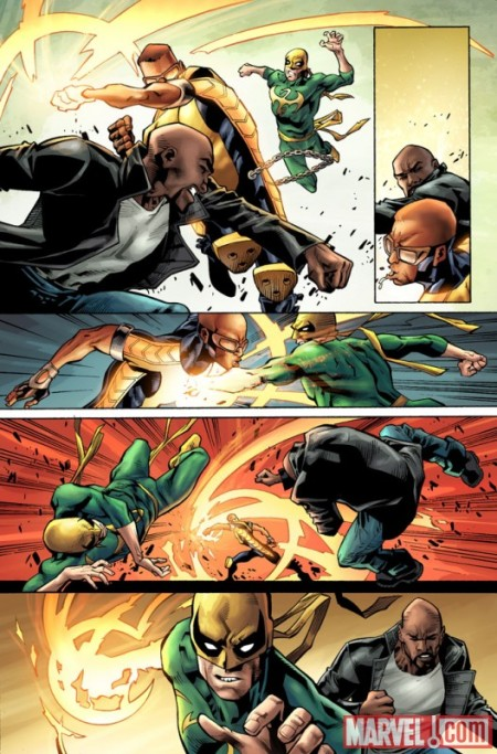 Shadowland: Power Man #2 PREVIEW2