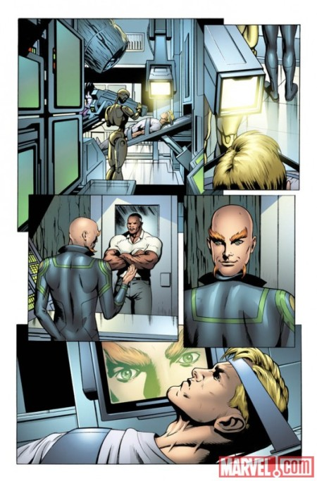 Steve Rogers: Super-Soldier #3 Preview2