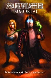 Starkweather Immortal HC Cover