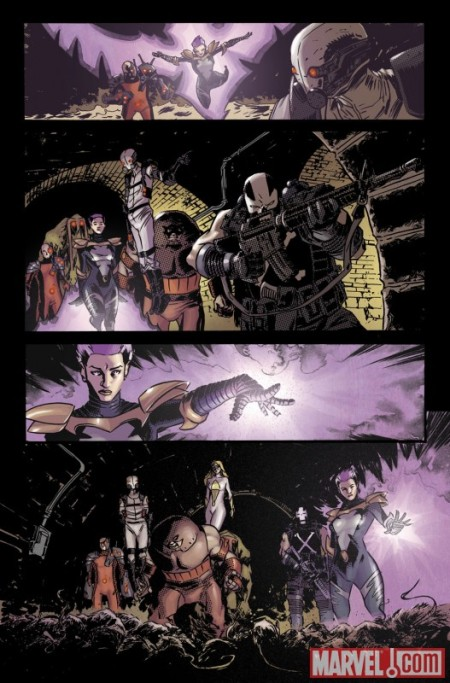 Thunderbolts #148 PREVIEW5