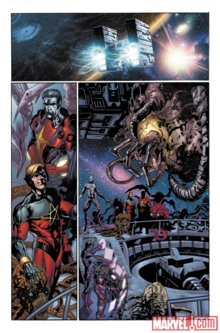 The Thanos Imperative #4 Preview1